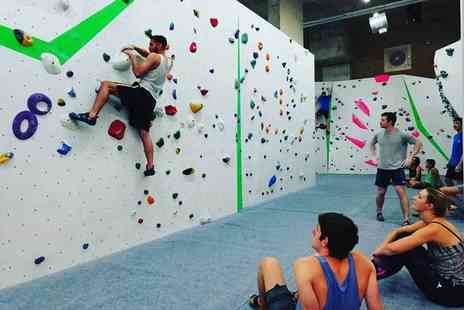 Croywall Climbing Centre - One day pass - Save 46%