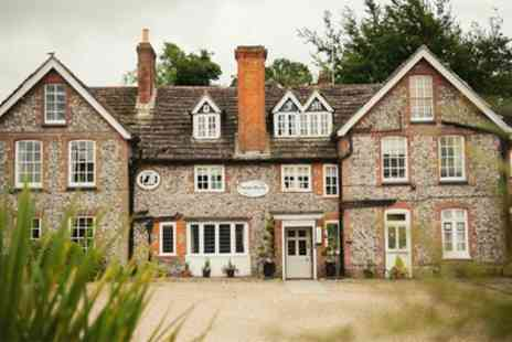 Findon Manor - Two Course Meal for Two or Four - Save 27%