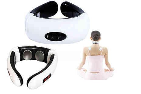 Spezzeee - Electric neck massager - Save 82%