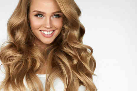 Mono Hairdressing - Half head highlights or a full head of colour with a hair wash, cut and blow dry - Save 73%