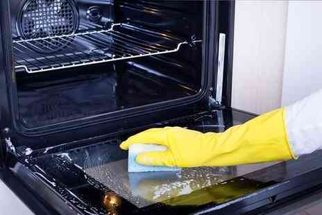 Cover Domestic Appliances - Professional single oven clean, Double oven, Range oven or AGA oven with Oven Support - Save 33%