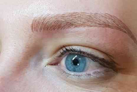 Phibrows by Renate Gavrilova - Eyebrow Microblading and Top Up - Save 48%