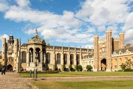 VoiceMap - Cambridge Colleges Explore their hidden gems on this walking audio tour - Save 0%