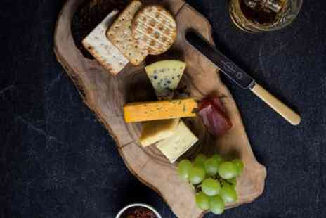 Radisson Blu Hotel - Trio of Scottish Cheese with Glass of Wine for Two - Save 50%