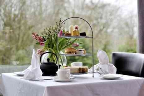 Hatton Court Hotel - Traditional Afternoon Tea for Two or Four - Save 32%