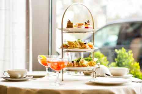 Faborje bar and grill - Afternoon Tea with Prosecco for Two or Four - Save 47%