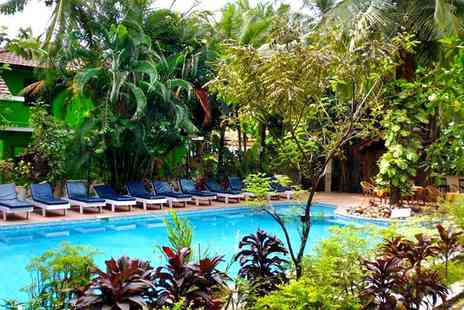 The Goa Experience - 21 Nights Goa escape with Flights and transfers - Save 0%