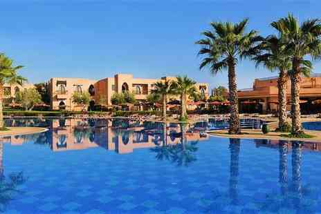 Ona Marrakech Ryads & Spa - Four Star All Inclusive Stay in Recently Renovated Oasis for two - Save 0%