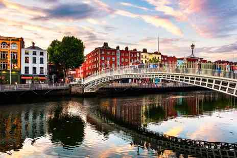 Bonnington Dublin - Three Star Newly Renovated Hotel with Leisure Club Access for two - Save 75%
