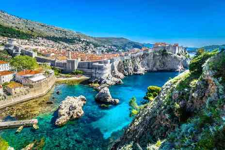 Bargain Late Holidays - Escape with a two, three, four, five or seven nights getaway to Dubrovnik Now with the ability to choose your flight - Save 0%