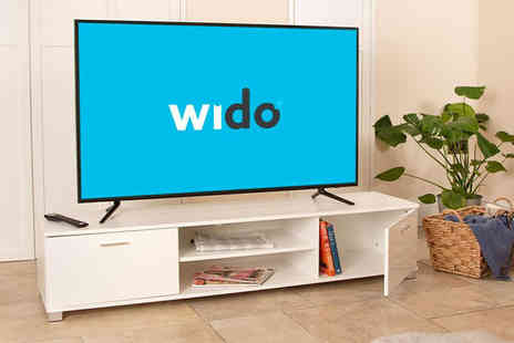 Wido - Large TV cabinet - Save 42%