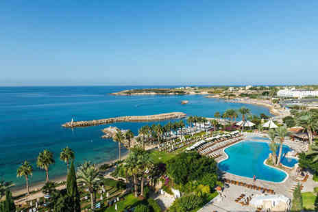 Exclusive Luxury Breaks - Escape with a 5, 7 or 10 nights getaway to Cyprus Now with the ability to choose your flight - Save 0%