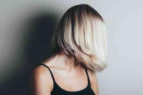 Ryan Hickinson Hairdressing - Wash, Cut and Blow Dry with Optional Full Head or Root Tint - Save 45%