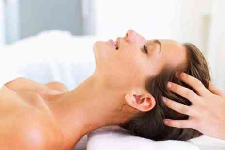Beauty Inside Out - 40 Minute Back Massage, 25 Minute Facial with Head Massage or Both - Save 49%