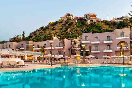 Porto Platanias Beach Resort & Spa - Five Star Idyllic Getaway With Impeccable Facilities - Save 0%