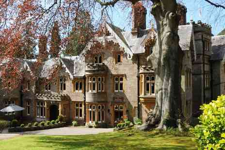 Dean Valley Manor - Forest of Dean stay with dinner and bubbly - Save 0%