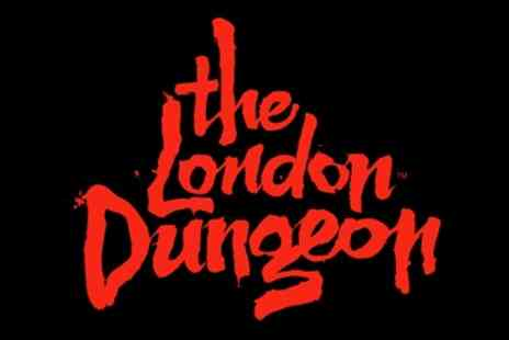The London Dungeon - Entry with Drink for Up to Four - Save 33%