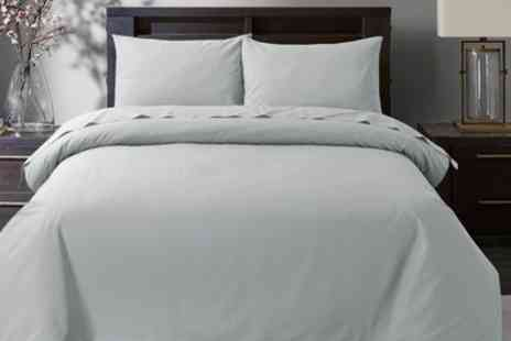 Groupon Goods Global GmbH - Pieridae 200TC Egyptian Cotton Duvet Cover Set - Save 0%