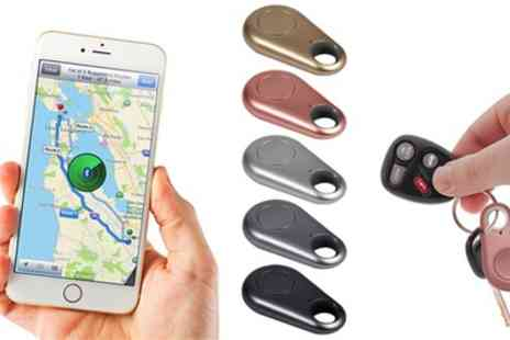Groupon Goods Global - One, Two or Three Aquarius Bluetooth Key Finders - Save 52%