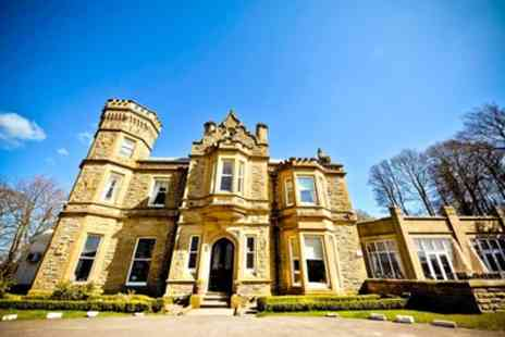 Hollin Hall Hotel - Standard Room for Two with Breakfast, Three Course Meal and Wine - Save 12%