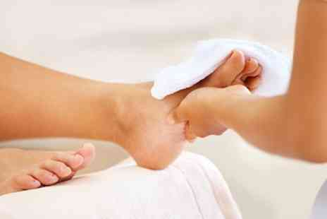 Rejuvenation Therapies - Reflexology Massage with Essential Oils - Save 43%