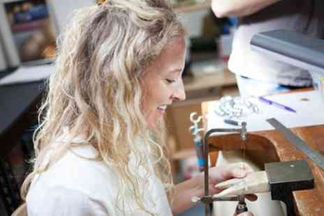 Elizabeth Anne Norris - Silver Jewellery Making Experience - Save 0%
