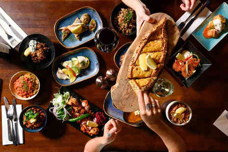 House of Kai - Six mezze dishes to share for two and a cocktail each - Save 65%