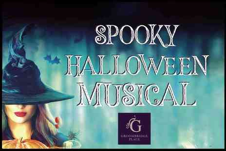 Groombridge Place - Spooky Halloween Musical Spellbindingly Good Fun this October Half Term - Save 15%