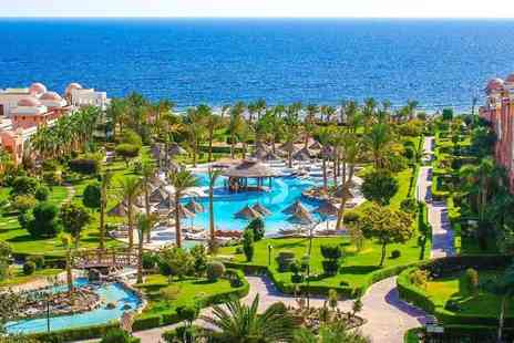 Exclusive Luxury Breaks - Five Star Escape with a five, seven or ten nights Hurghada getaway Now with the ability to choose your flight - Save 0%