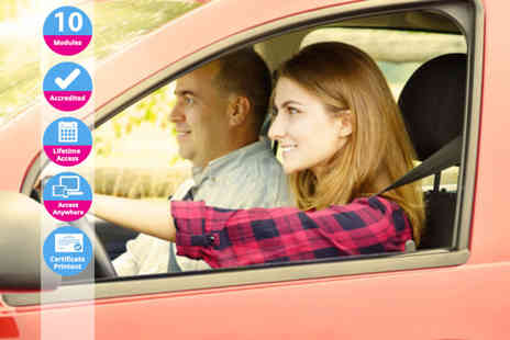 New Skills Academy - Online driving theory and practical prep course - Save 89%