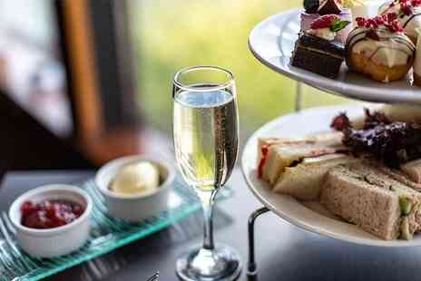 Mercure Manchester Piccadilly Hotel - Afternoon tea for two people with a glass of Prosecco each, 90 minutes of bottomless Prosecco - Save 60%