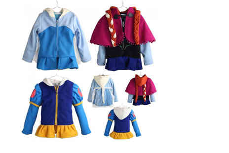 Wow What Who - Kids princess autumn coat - Save 57%