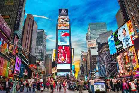 Cheap Cost Travel - Four Star Escape with a three, four, five, six or seven nights New York City getaway Now with the ability to choose your flight - Save 0%