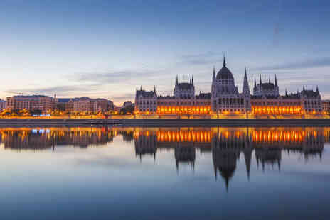 Cheap Cost Travel - Four Star Escape with a two, three or four nights Budapest getaway Now with the ability to choose your flights - Save 0%
