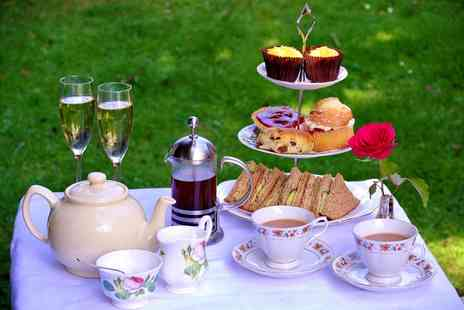 Argyles Coffee and Wine - Afternoon tea for two glass of fizz each - Save 0%