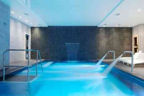 The Club and Spa - Four hour spa pass with lunch - Save 58%