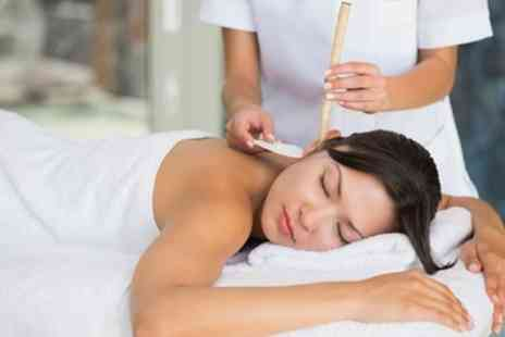 Heavenly Beauticians - Ear Candling Course - Save 66%