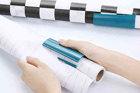 Wow What Who - Sliding wrapping paper cutter make your Christmas wrapping easy - Save 85%