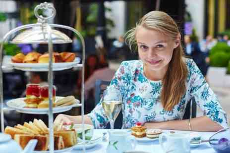 Number 10 Hotel - Afternoon Tea with Glass of Fizz for Two or Four - Save 44%