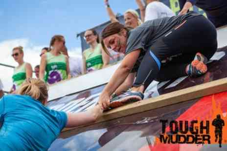 Tough Mudder - One ticket 5km Urban Run from 4th To 5th October - Save 14%