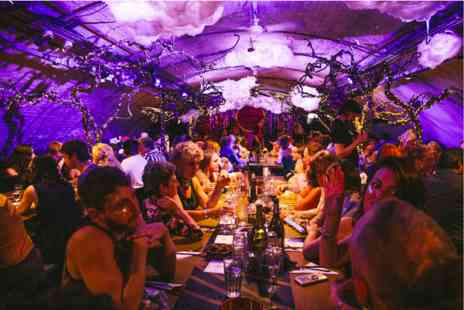 The Red Palace - A Night of Feast and Fantasy Immersive Dining Experience for Two - Save 0%