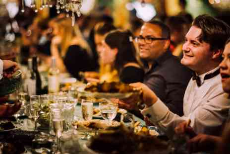 Virgin Experience Days - Aladdin and The Feast of Wonders Immersive Dining Experience for Two - Save 0%