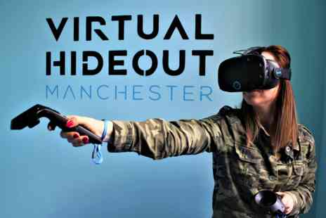 Virtual Hideout - VR Experience for Four - Save 0%