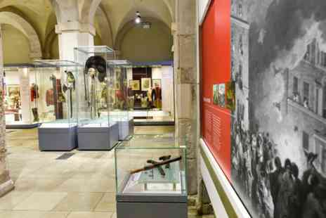 Virgin Experience Days - Visit to The Household Cavalry Museum for Two - Save 0%