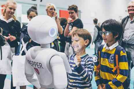 New Scientist Live - Family science festival in London - Save 0%