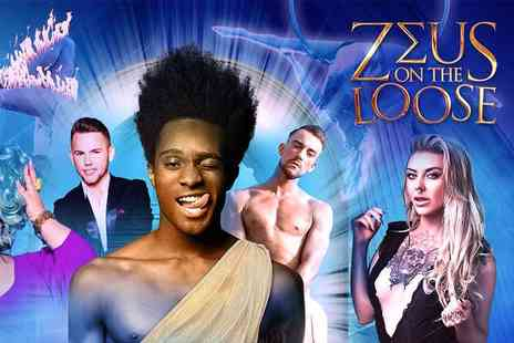 Pandoras Door - General standing ticket to Zeus on the Loose at Fire in Vauxhall - Save 28%