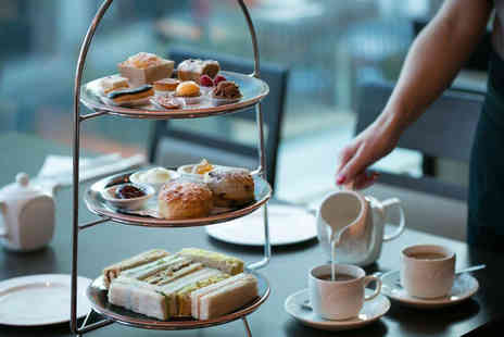 Holiday Inn Wembley - 90 minute bottomless Prosecco afternoon tea for two people - Save 50%