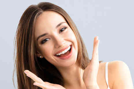Euro Dental Care - Six Month Smiles clear braces treatment on one upper or lower arch - Save 46%