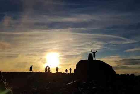 Rich Mountain Experiences - Ben Nevis Group Walk - Save 0%