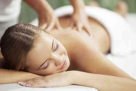 The Massage Company High - Choice of 50 Minute Massage for One or Two - Save 25%